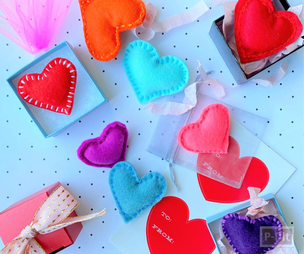 ส่งความรัก ผ่านหัวใจดวงเล็กๆ น่ารักๆ